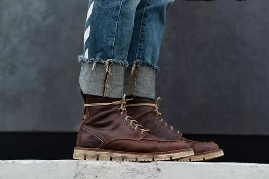 男士秋冬靴款 你喜欢粗犷还是优雅?