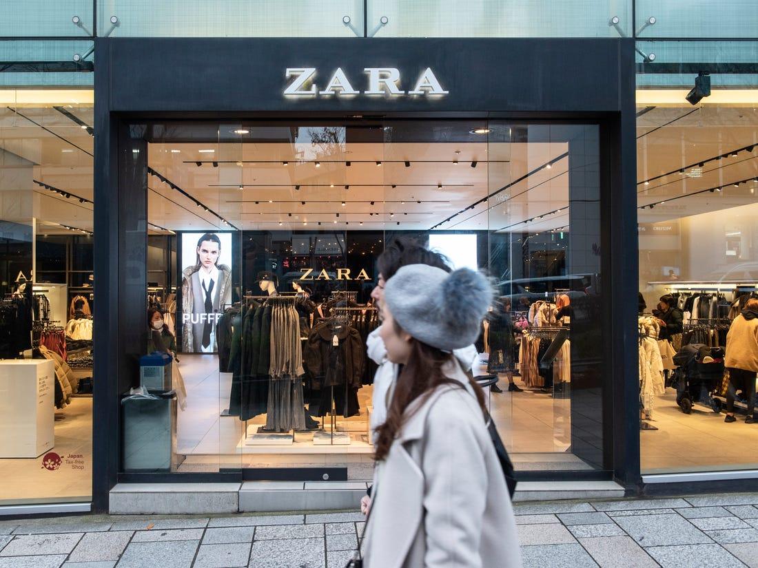 西班牙疫情持续紧张 Zara母公司或暂时解雇2.