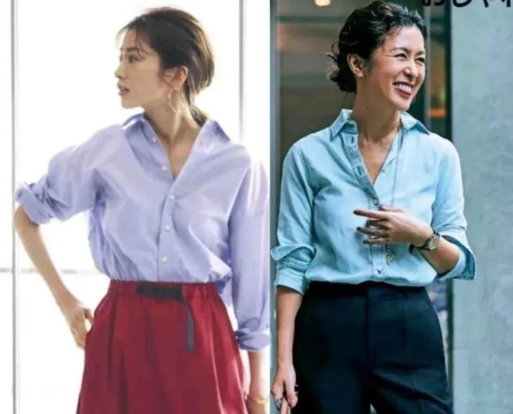 40岁的女人职场怎么穿?有了这3种超级百搭,早秋