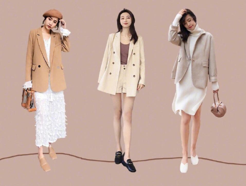 怎么穿出时尚和高级感?别忘了百搭的西装